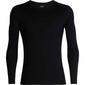 Icebreaker 260 Tech LS Crew Top Men black